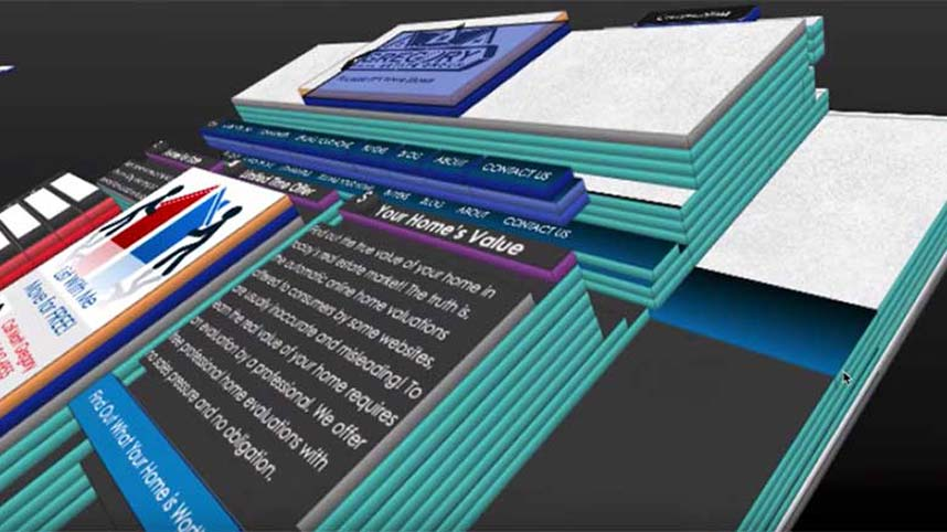 How to View Your Website in 3D Using Firefox Browser
